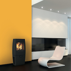 Dovre Sense 200 Cosy Stoves & Fireplaces