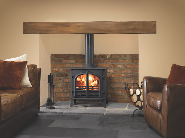 Stovax Stockton 8 Boiler Cosy Stoves & Fireplaces