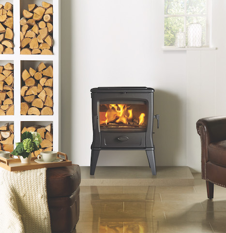 Dovre Tai Log Burning Stove Cosy Stoves & Fireplaces Kent