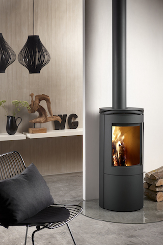 Westfire Uniq 27 Wood Burning Stoves Cosy Stoves & Fireplaces