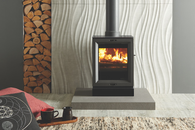 Stovax View 3 WoodBurners/MultiFuel Stoves