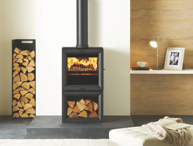 Stovax View 5 Midline Cosy Stoves & Fireplaces