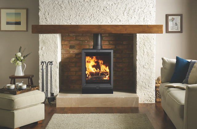 Stovax View 5T Cosy Stoves & Fireplaces