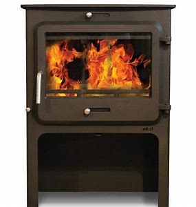 Ekol Clarity Vision High Wood Burners & Multi Fuel Stoves