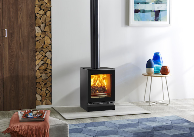 Stovax Vision Small Cosy Stoves Amp Fireplaces In Kent