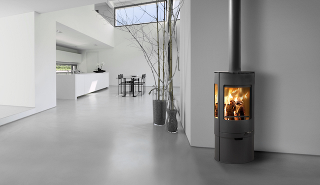 Westfire Uniq 37 Wood Burning Stoves Cosy Stoves & Fireplaces