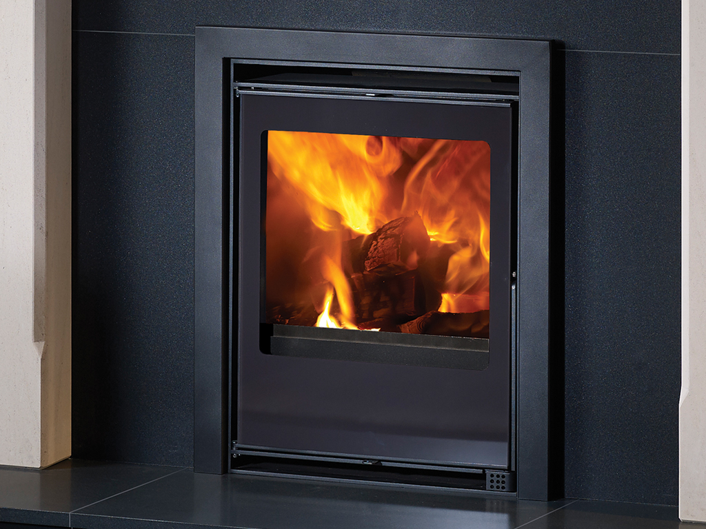Aquila 450 Inset Multi Fuel Stove in Kent