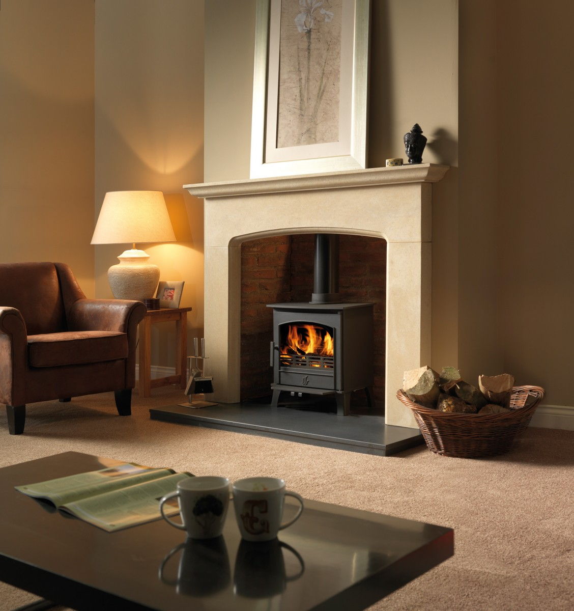 ACR Earlswood III Woodburners/Multi Fuel Stoves in Kent