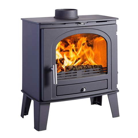 Eco Ideal Eco 4 Slimline Wood Burners & Multi Fuel Stoves