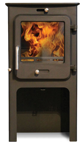 Ekol Clarity 5 High Wood Burners & Multi Fuel Stoves