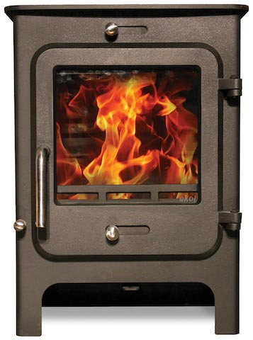 Ekol Clarity 5 Wood Burners & Multi Fuel Stoves