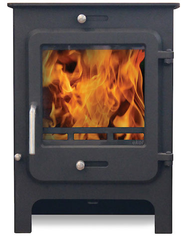 Ekol Clarity 8 Wood Burners & Multi Fuel Stoves