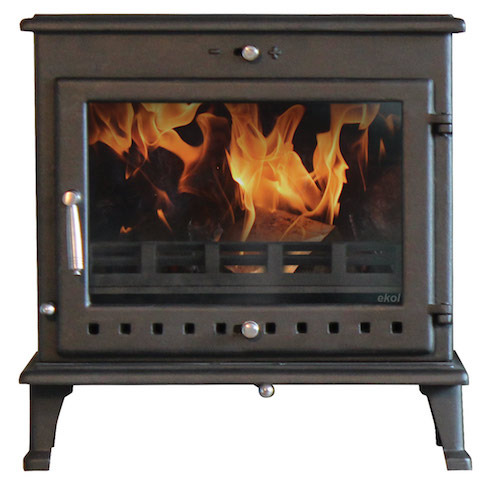 Ekol Crystal 12 Wood Burners & Multi Fuel Stoves