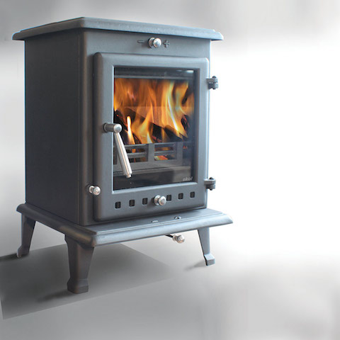 Ekol Crystal 8 Wood Burners & Multi Fuel Stoves