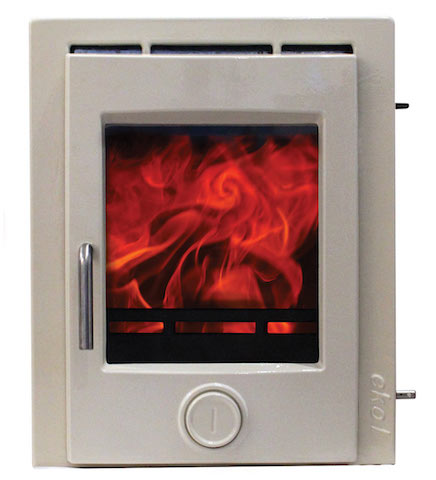 Ekol Inset 8 Wood Burners & Multi Fuel Stoves