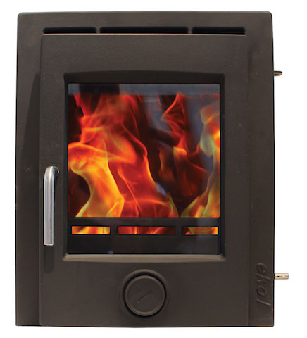 Ekol Inset 5 Wood Burners & Multi Fuel Stoves