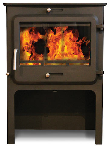 Ekol Clarity 12 High Wood Burners & Multi Fuel Stoves