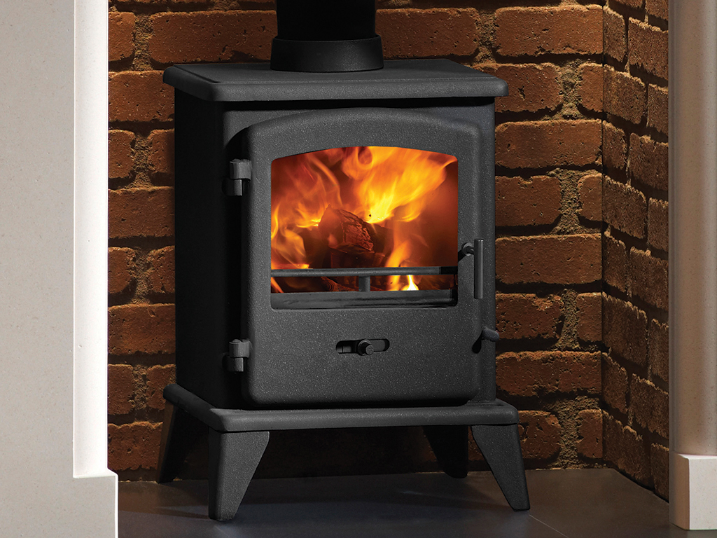 Essence 405 Multi Fuel Stove in Kent