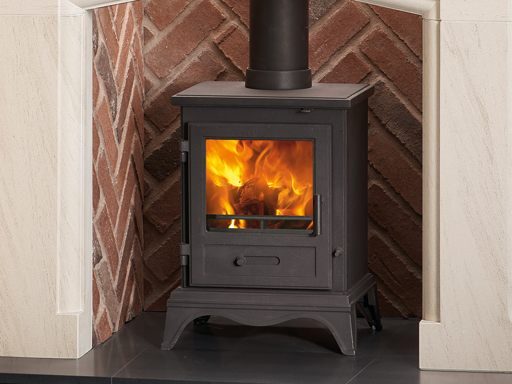 Imperial 405 Multi Fuel Stove in Kent