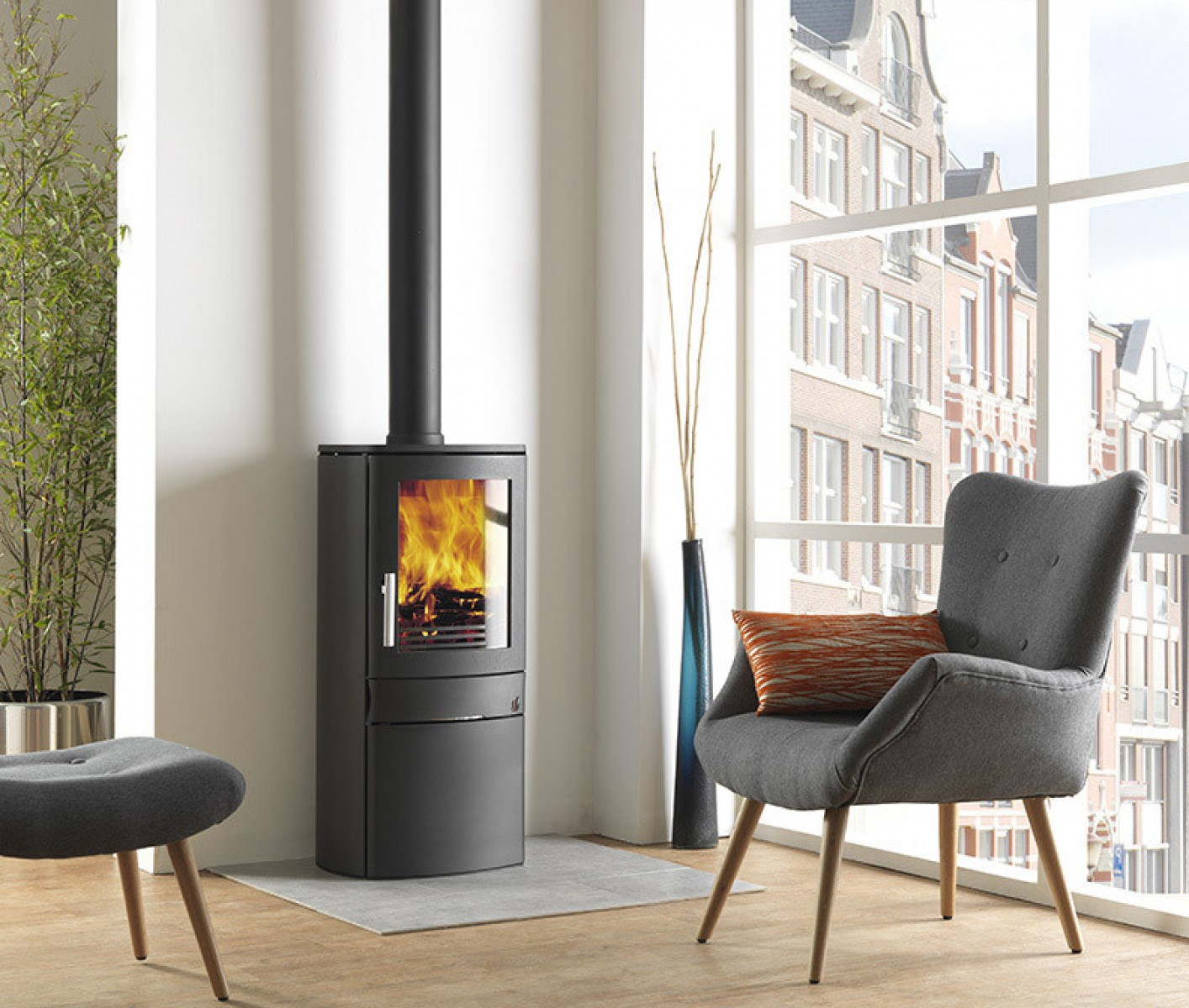 ACR NEO1C Woodburners/Multi Fuel Stoves in Kent