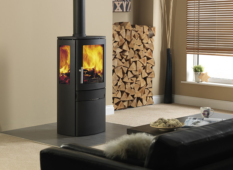 ACR NEO3C Woodburners/Multi Fuel Stoves in Kent