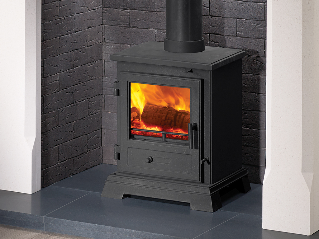 Principal  405 Multi Fuel Stove in Kent