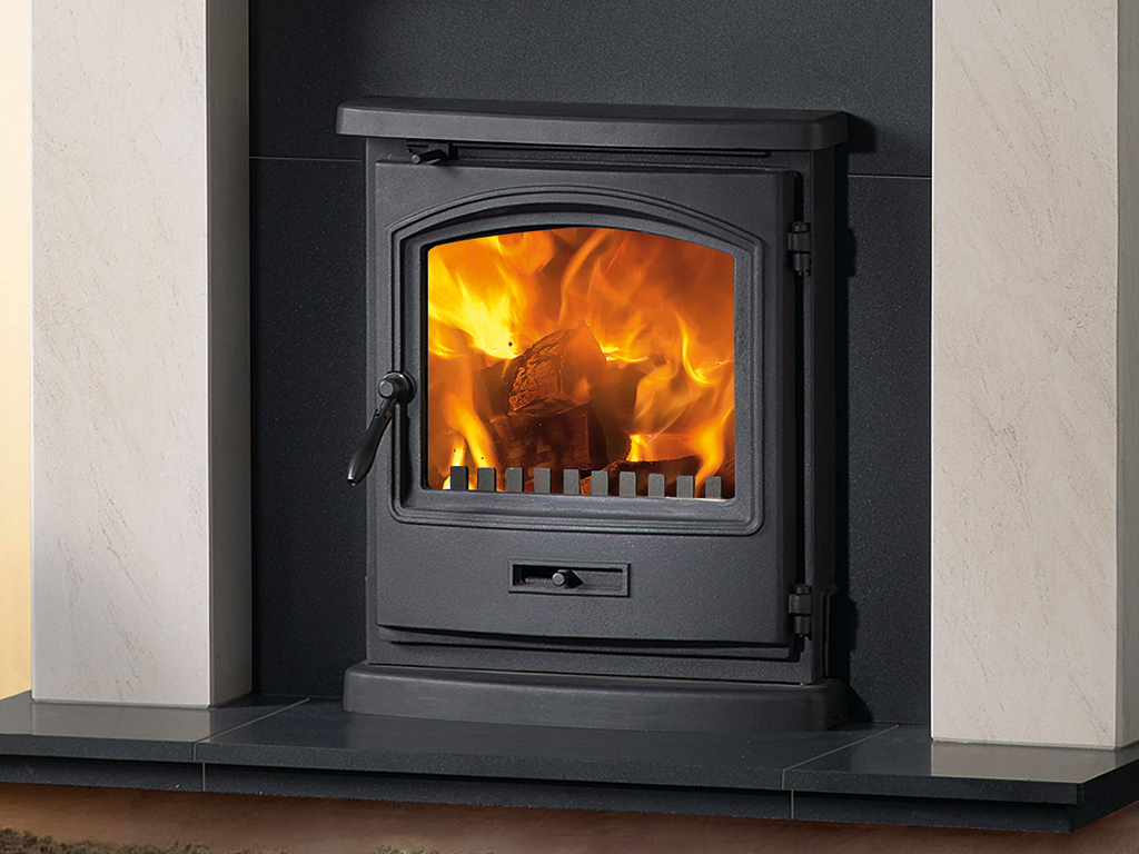 Sierra Inset Multi Fuel Stove in Kent