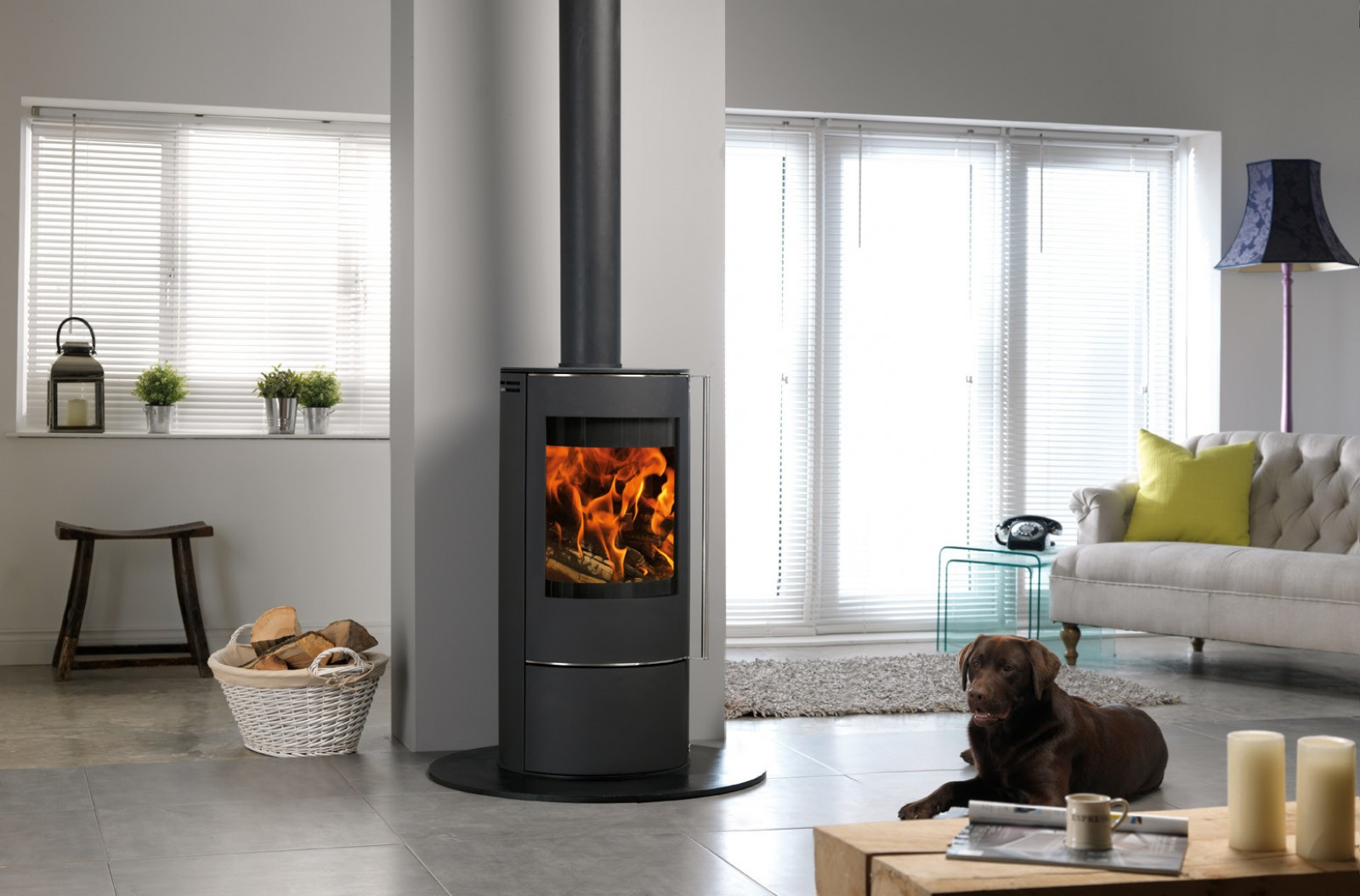 ACR Solis Woodburners/Multi Fuel Stoves in Kent