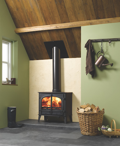 Stovax Stockton 11 Boiler Woodburners/Multifuel Stoves