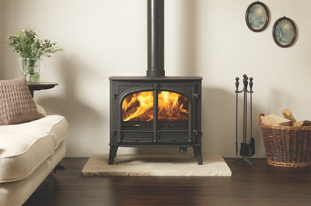 Stovax Stockton 14 Boiler Woodburners/Multifuel Stoves