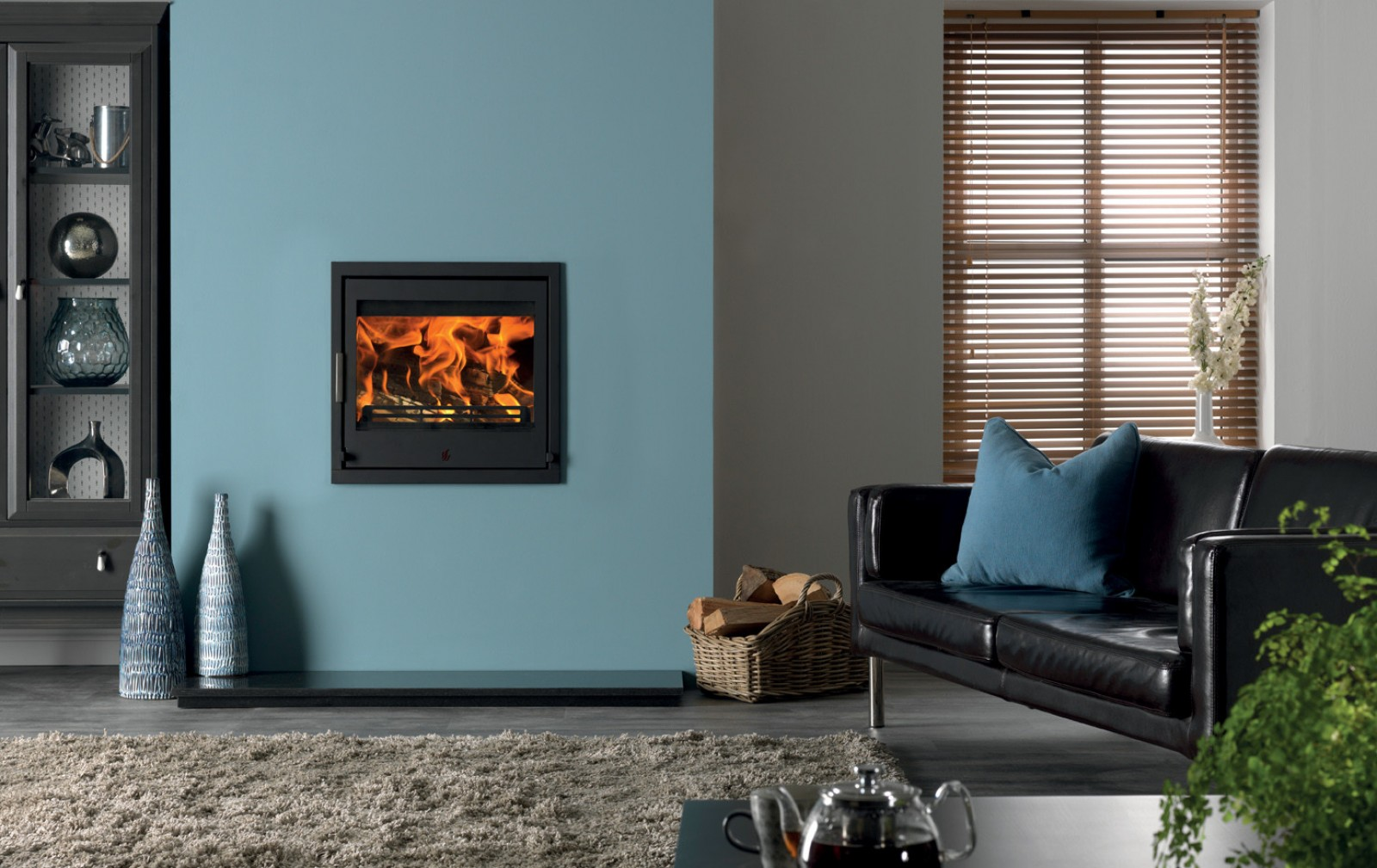 ACR Tenbury T550  Woodburners and Multi Fuel Stoves in Kent
