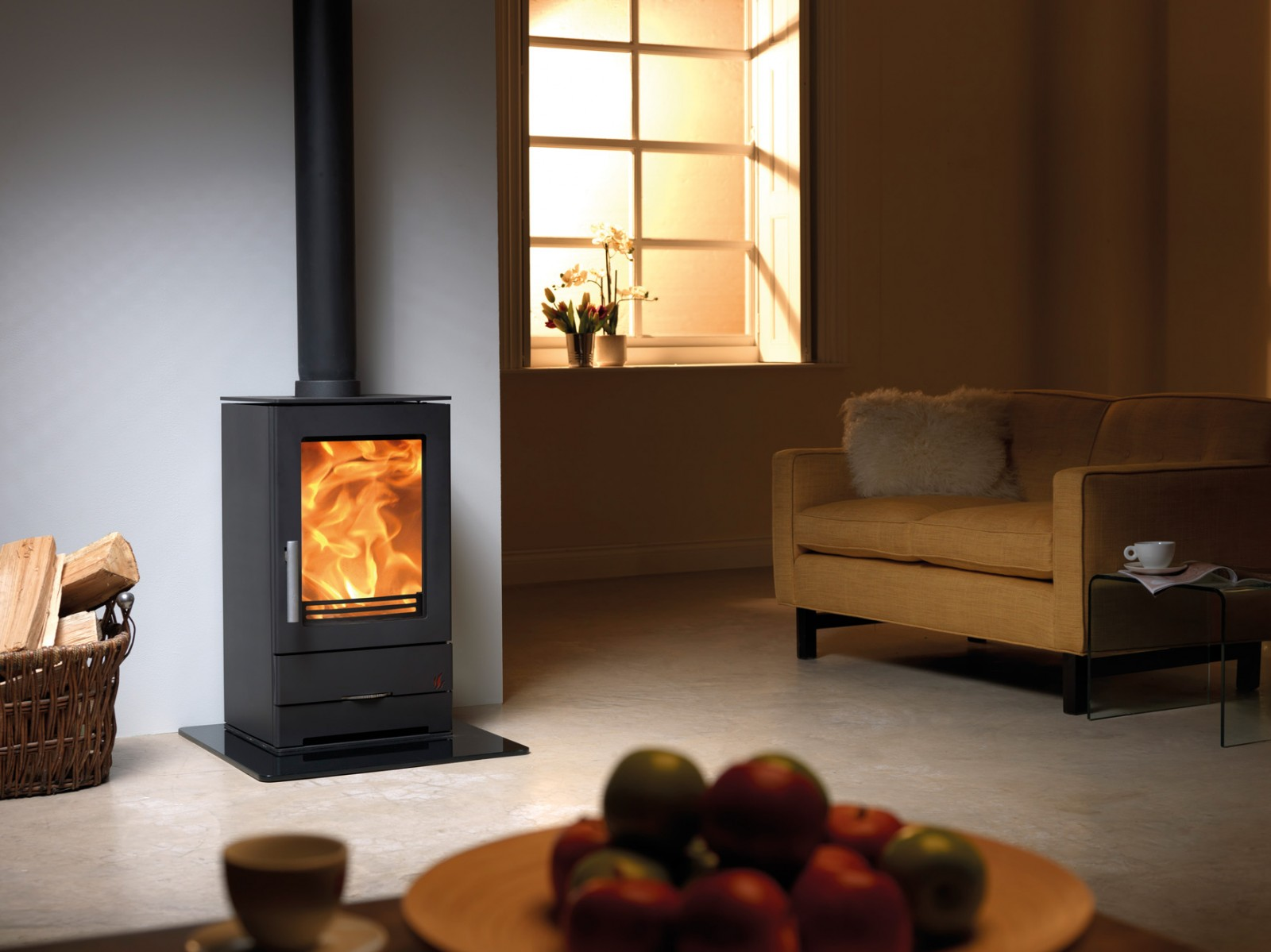 ACR Trinity 1 Woodburners/Multi Fuel Stoves in Kent