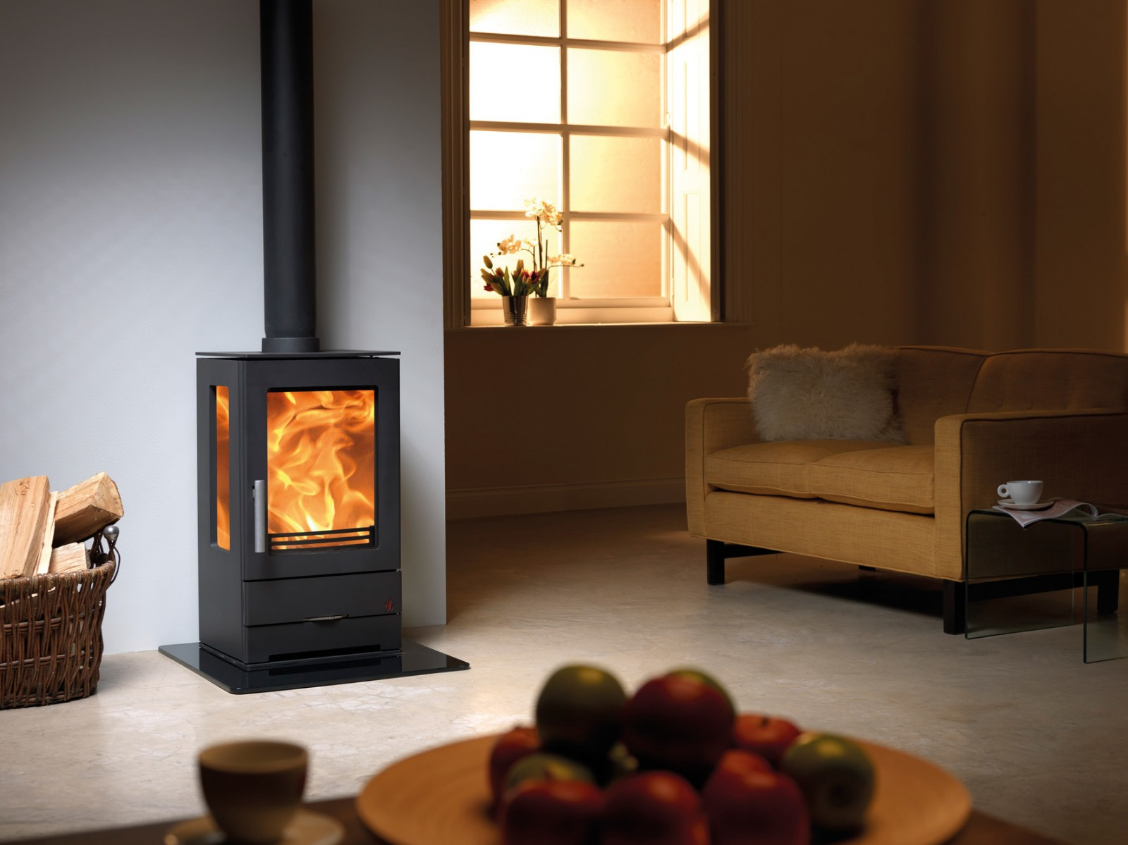 ACR Trinity 3 Woodburners/Multi Fuel Stoves in Kent