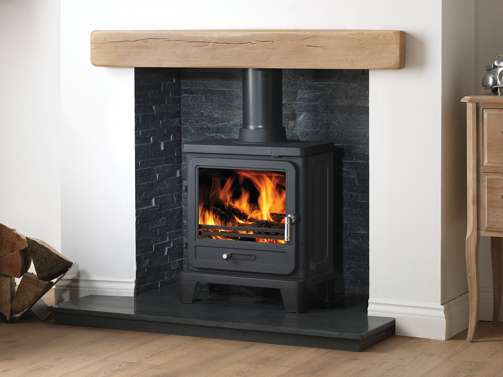 Vega Edge 200SL ECO 2022 Multi Fuel Stove in Kent