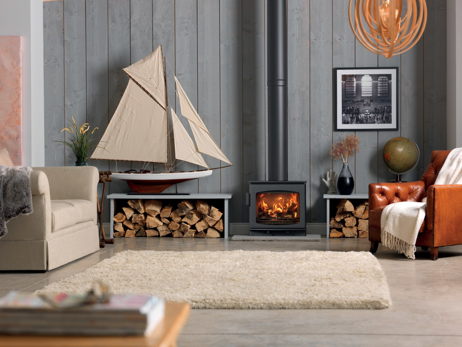 ACR Wychwood Woodburners/Multi Fuel Stoves in Kent